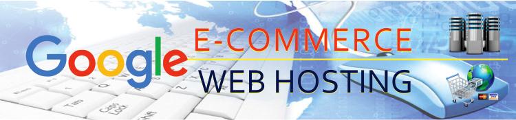 google-ecommerce-web-hosting